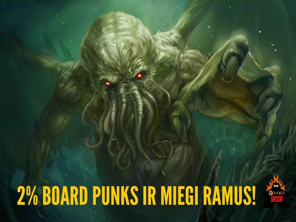 2 proc. Board Punks
