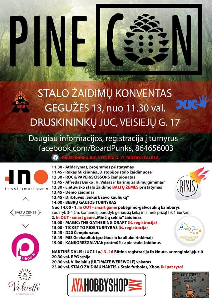PineCon 2017