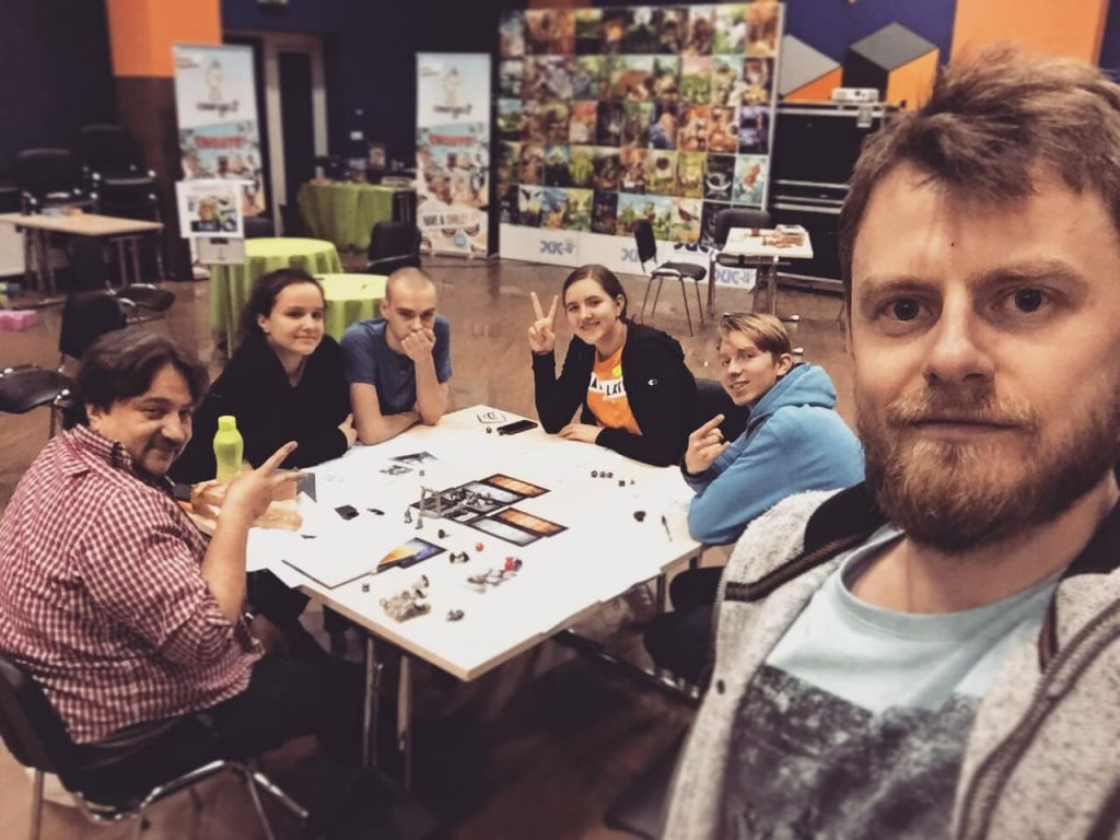 RPG PineCon'e 2019