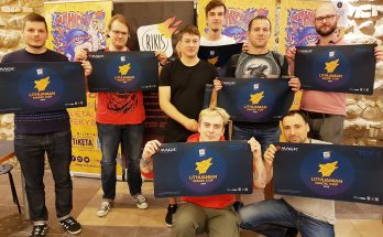Lithuanian Magic Cup 2019