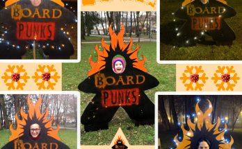 Board Punks Kalėdos