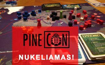 PineCon nukeliamas dėl viruso grėsmės