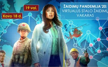 Žaidimų pandemija