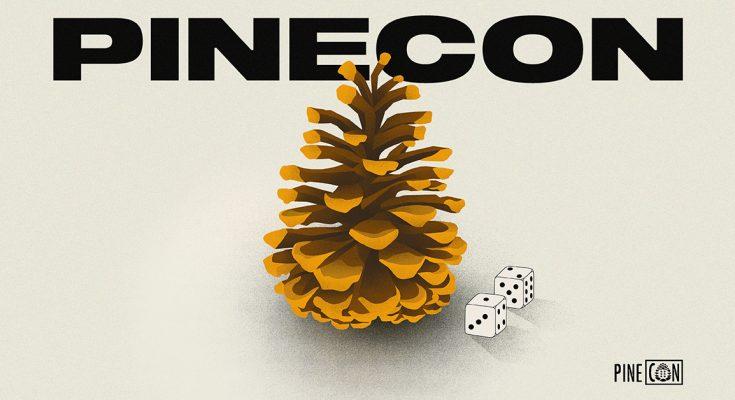 PineCon 2021 - stalo žaidimų festivalis