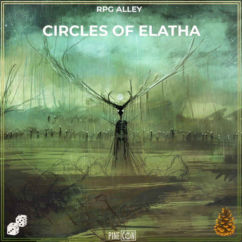 Circles of Elatha RPG