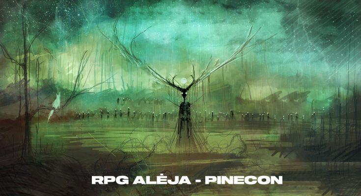 RPG alėja - PineCon