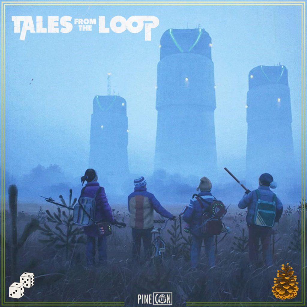 Tales of the Loop RPG sesija